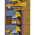 Any OW gamers been playing Valorant?