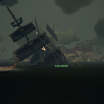 I don´t know why i´m not allowed to steer the ship anymore?