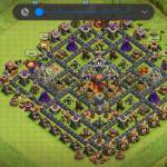Rate my base (idk why my level is so high)