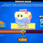 Why me this is around the 13th mega box and no brawler