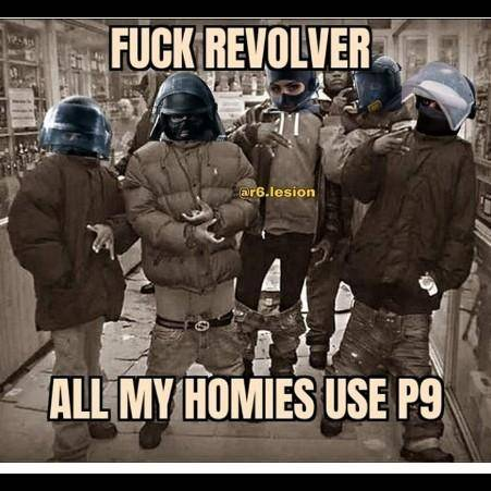 Rainbow Six: General - P9 or revolver????  image 2