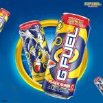 New GFUEL Cans - Sonic's Peach Rings Out Now