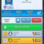 Looking for members for war