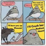 Phoenix be like