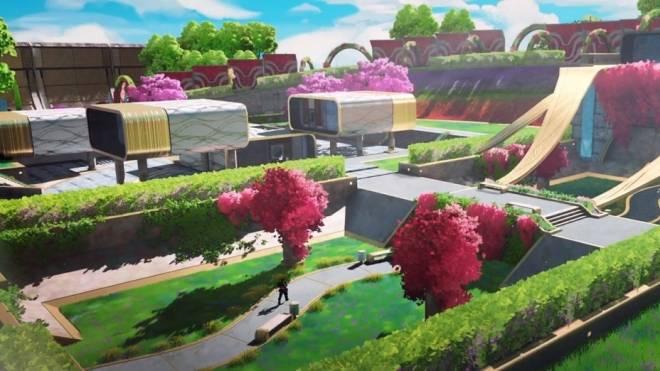 Apex Legends: General - Olympus Map - Gardens vs Estates    image 1