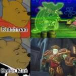 Classy Dutchman