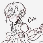 Cain fanart (*'ω'*)