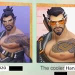 The new hanzo skin