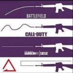 Bullets in different games