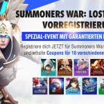 [Event] Summoners War: Lost Centuria Vorregistrierungs-Event