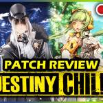 [MEDIA] 📝PATCH REVIEW! : ☔ - March 25, 2021 - ⭐🌊