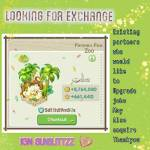 Looking For Exchange💜