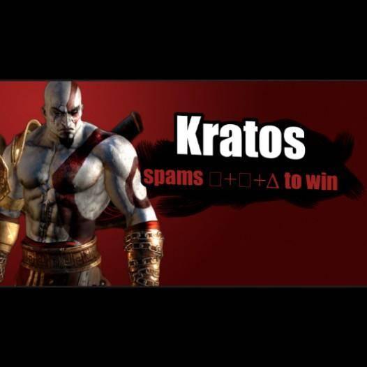 God of War: General - Kratos in the next Super Smash Bros. Game... image 1