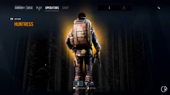 NEW Frost Elite Skin (Uniform & Weapons)