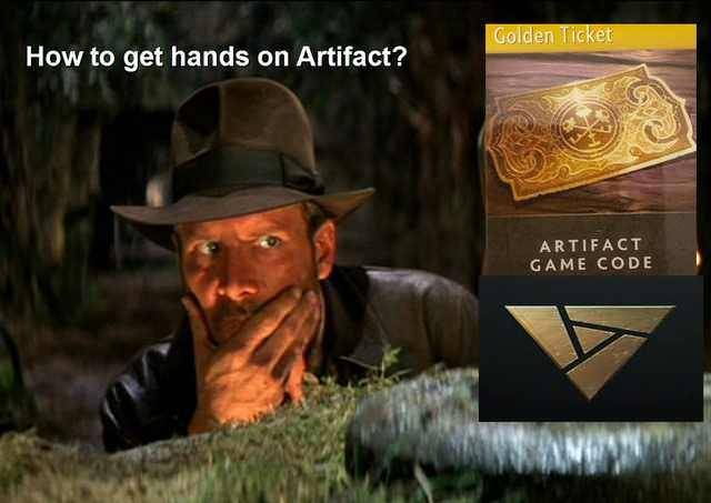 Artifact: General - I can definitely relate to Indiana Jones right now... image 1