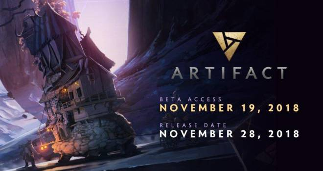 Artifact: General - EVERYONE, Beta has a date... But, it's not in October... image 2