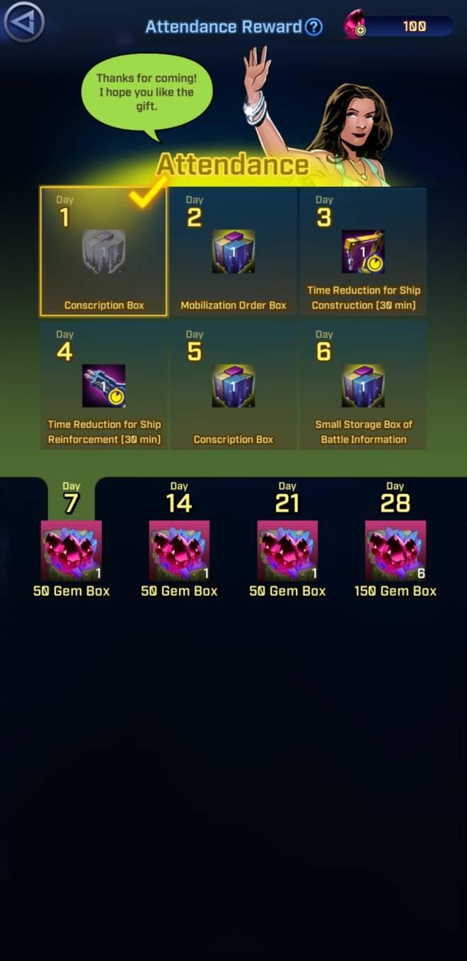Rogue Universe: Tips and Tutorials - [Guide] Rewards image 12