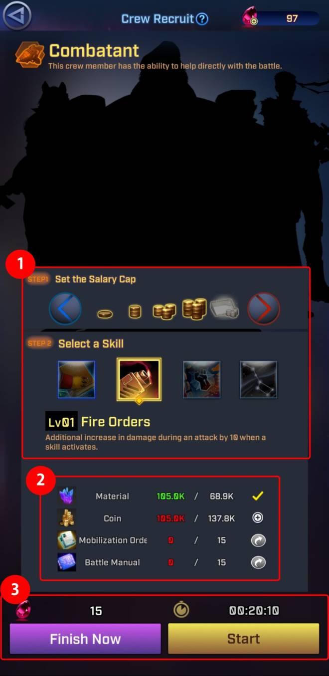 Rogue Universe: Tips and Tutorials - [Guide] Barracks image 10
