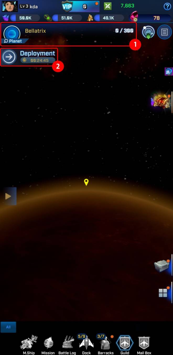 Rogue Universe: Tips and Tutorials - [Guide] Moving between Planets image 4