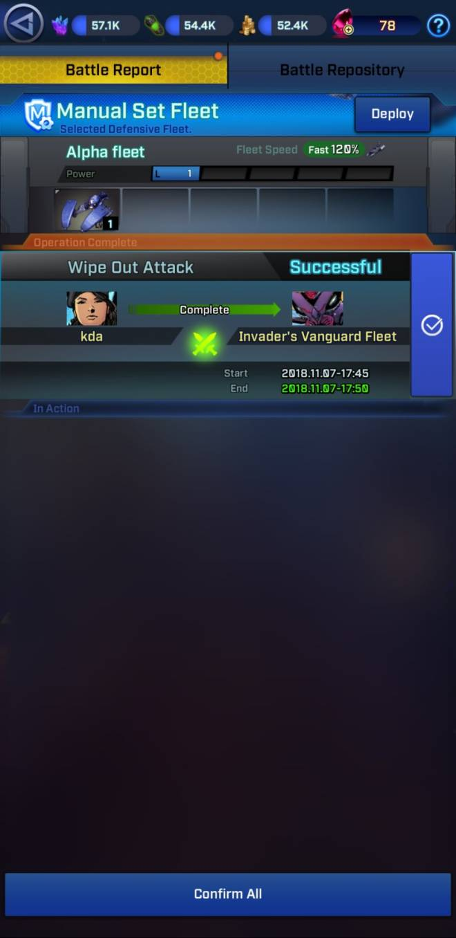 Rogue Universe: Tips and Tutorials - [Guide] Battle Log image 4
