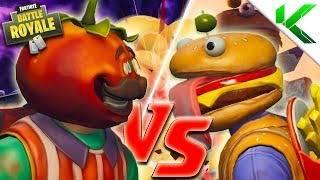 Durr Burger Or Tomato Head