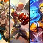 One Punch Man Vs Goku (current power) Vs Naruto
