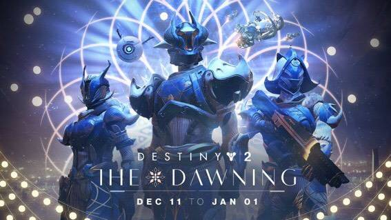 Destiny: General - The Dawning 2018 image 1