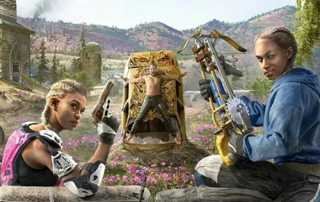 Off Topic: General - Far Cry's newest game is Far Cry New Dawn image 4