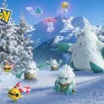 Pokémon GO - Holidays 2018!