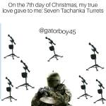 12 Days of Christmas (Siege Edition) (Day 7)