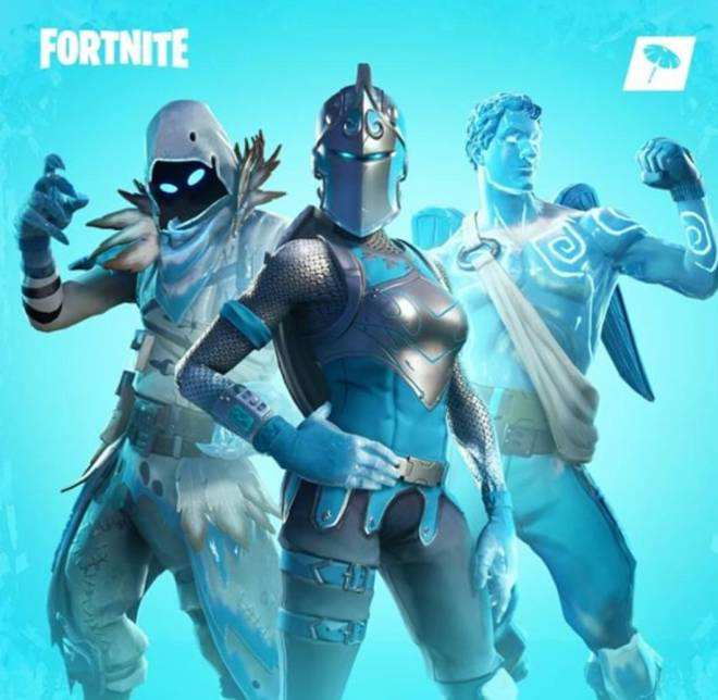 Fortnite: Battle Royale - MY NUTS ARE ICE COLD! image 2