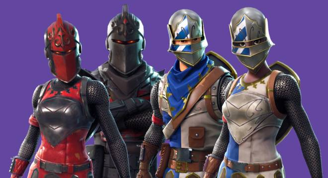 Fortnite: Battle Royale - Rate My Squad : The FortKnights ⚔️🛡⛽️ image 2