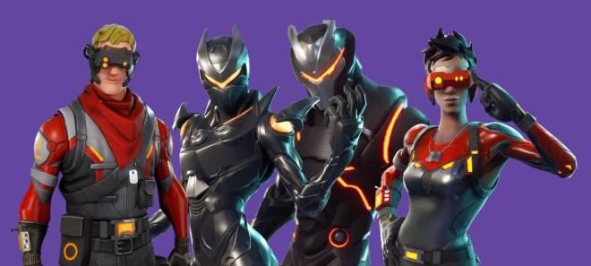 Fortnite: Battle Royale - Rate My Squad : Team Omega 😈⛽️‼️ image 4