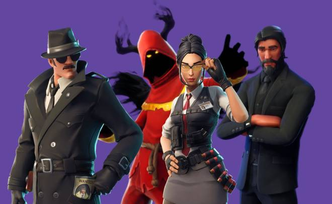Fortnite: Battle Royale - Rate My Squad : The Higher Authority 🧠🎩🎗 image 4