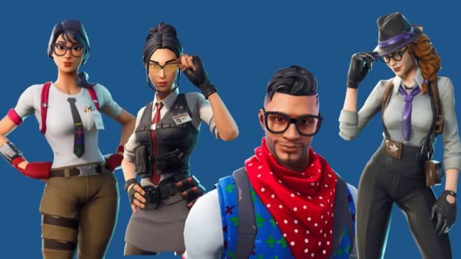 Fortnite: Battle Royale - My Squad: Teachers Of Terror ✍️👩🎓👨🏫 image 4