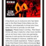 *NEW* RDR2 Online Update info!