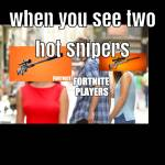 You love those snipers