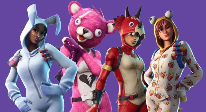 Fortnite: Battle Royale - Rate My Squad : The CozyDolls 🌹☁️✨ image 4