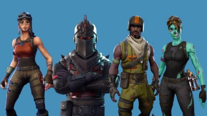 Fortnite: Battle Royale - My Squad: Old Timers ⏱☝️ 🌪 image 4