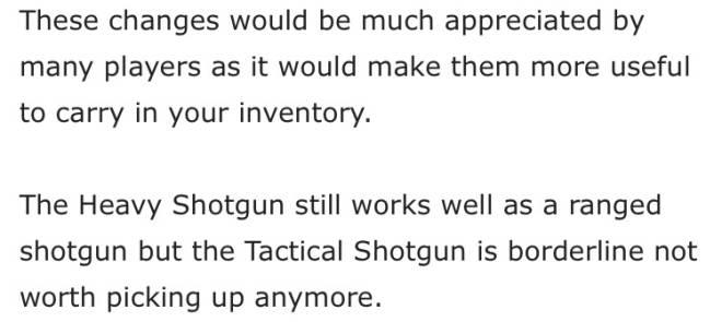 Fortnite: Battle Royale - Concept For Shotguns  image 5