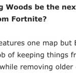 Wailing Woods Might Be Next...