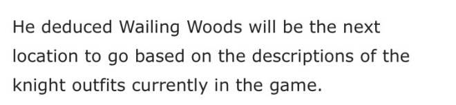 Fortnite: Battle Royale - Wailing Woods Might Be Next... image 3