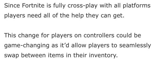 Fortnite: Battle Royale - Game Changing Controller Settings 🎮 image 3