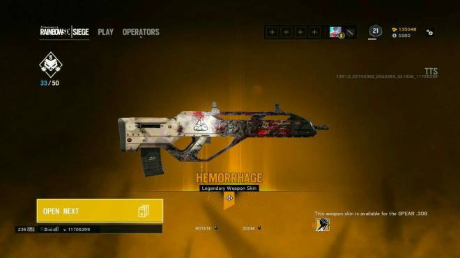 Rainbow Six: General - Rate That Legendary #11 image 1