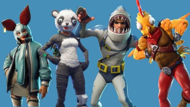 Fortnite: Battle Royale - My Squad: Animal Gang 🦒🐥🐢 image 4