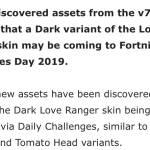 Leaked Dark Love Ranger 🧟♂️ ❤️
