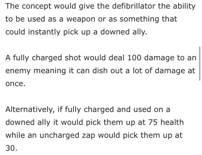 Fortnite: Battle Royale - Defibrillator Concept image 6