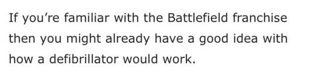 Fortnite: Battle Royale - Defibrillator Concept image 4