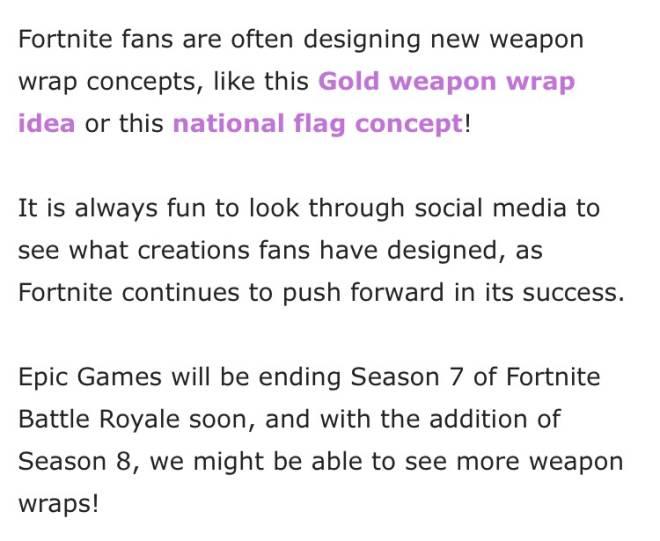 Fortnite: Battle Royale - Slurp Juice Wrap Concept  image 8