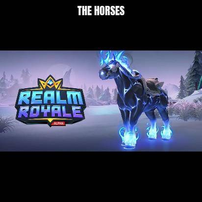 Realm Royale: General - First chckens then horses image 2